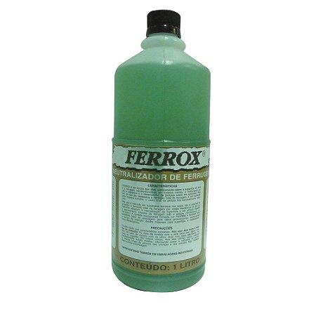 REMOVEDOR DE FERRUGEM FERROX 1L