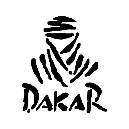 ADESIVO UNIVERSAL PARA Todos os Veículos - DAKAR