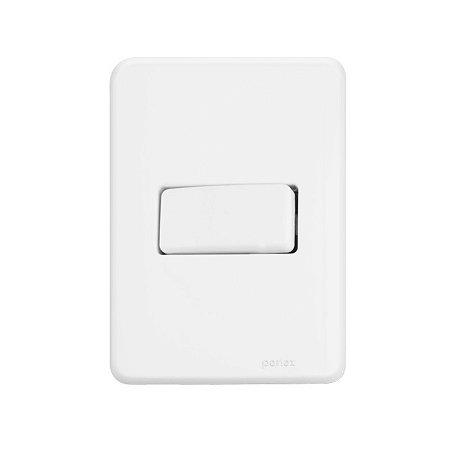 Interruptor Simples - Embutir - Perlex