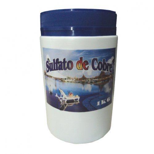 Sulfato de Cobre - Pentahidratado - 1 Kg