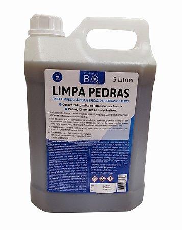 Limpa Pedras Concentrado - B.Q Química - 5 Litros