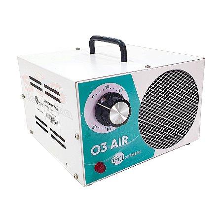 Ozônio para Sanitização de  Ambientes  O3 Air Fit 30 Mts³ 220 Volts