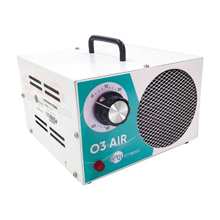 Ozônio para Sanitização de  Ambientes  O3 Air Max 120  Mts³  220 Volts