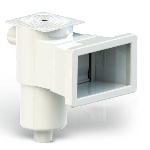 Skimmer em ABS - CMB - Alvenaria - Fibra - Vinil