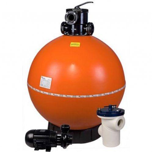 Filtro e Motobomba - F1150P -312 m³ - 5 CV - Nautilus - Trifásico