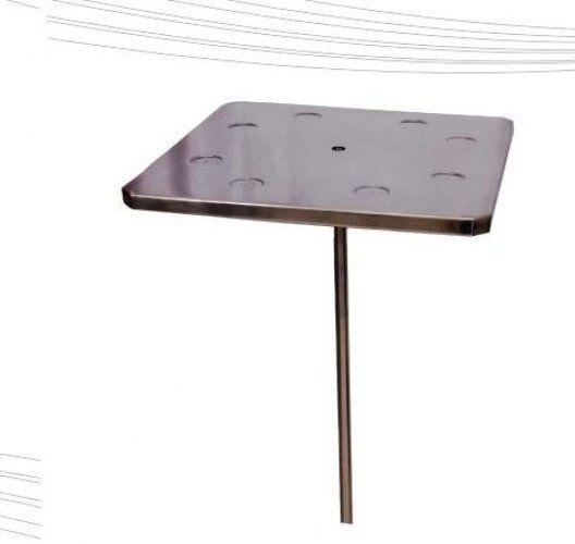 Mesa para Piscinas - Aço Inox 304 - COLONIAL - 1,70M