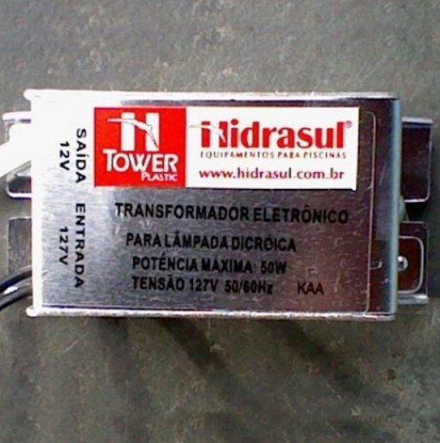 Transformador - Lâmpadas de Led - 110 V