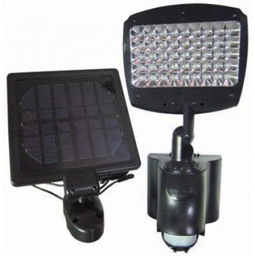 Luminária Solar - SSL - SECURITY LIGHT - GS025