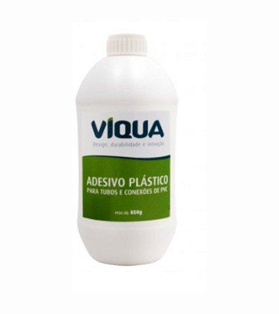 Cola PVC - 850 Gr - Vigua para Tubos e Conexões