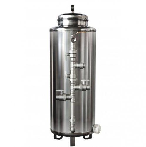 Filtros de Água Potável - Filtro Central - Aço Inox 304 - Pirafiltro - FCI 3000