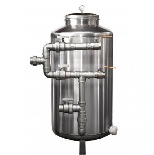Filtros de Água Potável - Filtro Central - Aço Inox 304 - Pirafiltro - FCI 10000