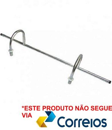 Barra de Apoio para Hidroginástica - Corrimão - 2 M