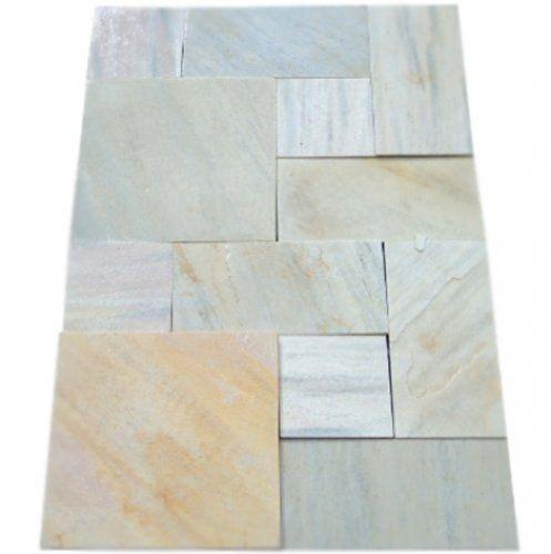 Pedra Serrada - Mosaico - São Thomé