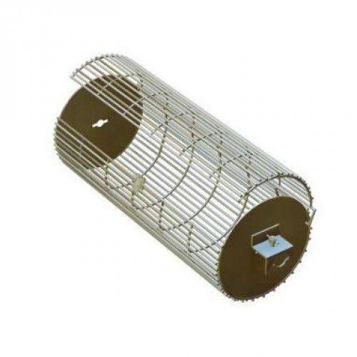 Grelha Cesto - em Aço Inox para Espeto Giratório Automático