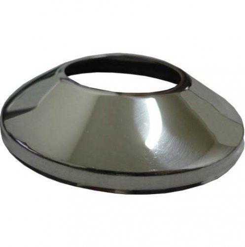 Canopla para Chumbador - Aço Inox para Escadas - Par