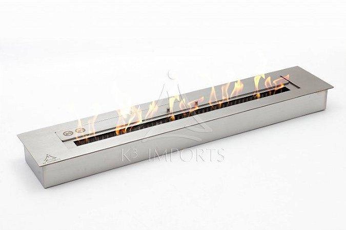 Lareira Ecológica - Álcool Etanol - Queimador 5,5 L - 81 cm
