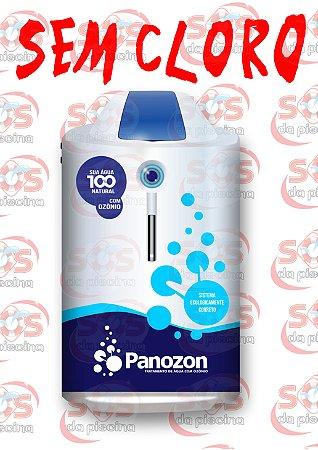 Ozônio - Panozon P+15 para Piscinas de até 15000 litros - Residencial