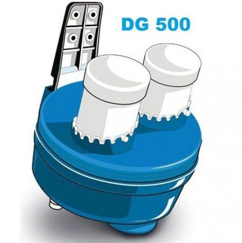DOSADORA DE CLORO - BOMBA DG 500
