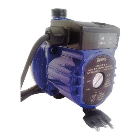 Bomba Pressurizadora e Circuladora - Até 9 MCA - ORB BPC - 15.9 - Água quente e fria