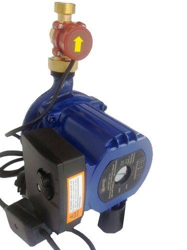 Bomba Pressurizadora e Circuladora - Até 12 MCA - ORB BPC - 20.12 - Água quente e fria