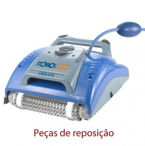 PEÇAS DE REPOSIÇÃO PARA ROBOT XT5 - SIBRAPE