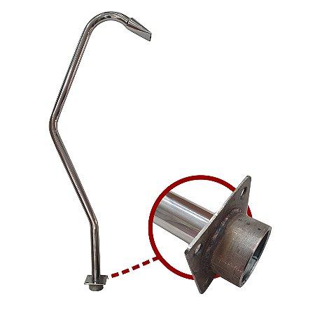 Cascata para Piscinas - Aço Inox 304 - Tubolar - Soft Plus