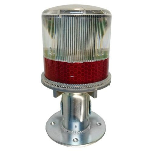 Sinalizador Solar Pisca-Pisca - SSL - WM-201 - Vermelho