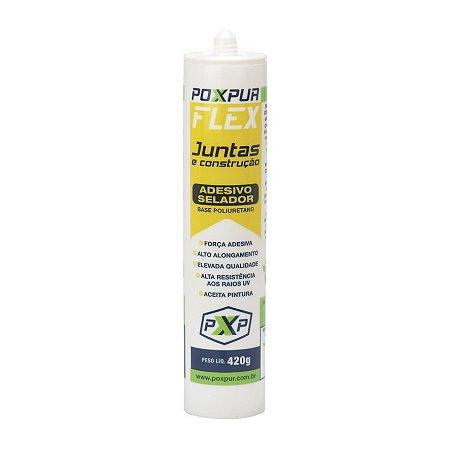 Adesivo Selante - POXPUR - Flex Juntas & Construção - 420 G