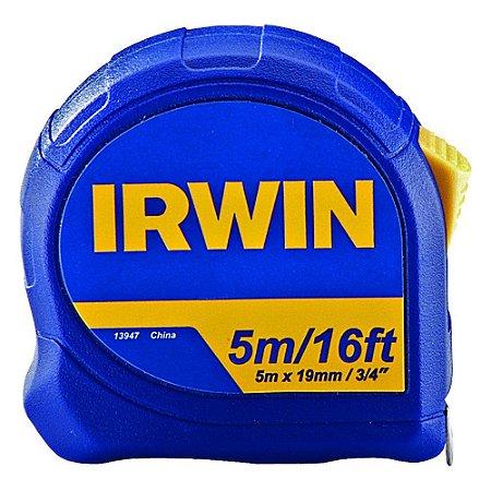 TRENA IRWIN STANDARD 5m/19mm COM TRAVA