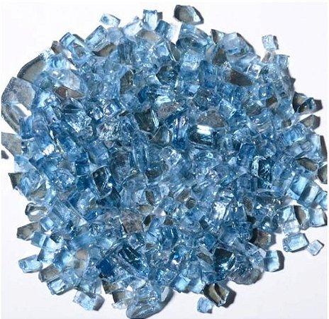 Cristal Azul Calvert para Lareira à Gás - Saco com 5 Kg