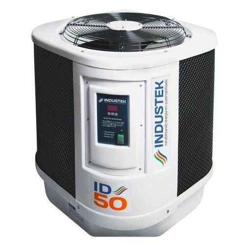 Trocador de Calor para Piscinas com 50 mil litros e 30 m² - ID50 - Industek