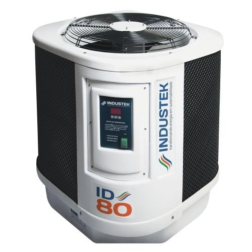 Trocador de Calor para Piscinas com 80 mil litros e 45 m² - ID80 - Industek