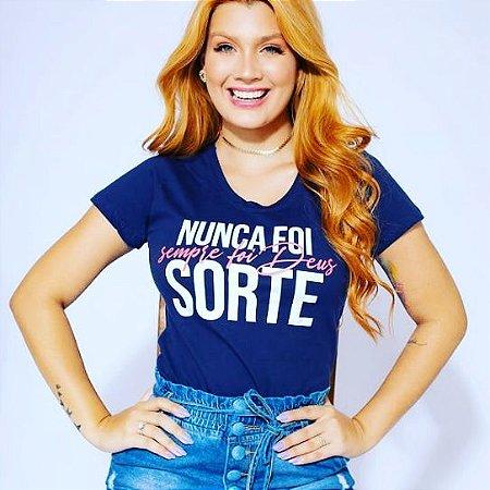 T-Shirt Algodão Menegotti
