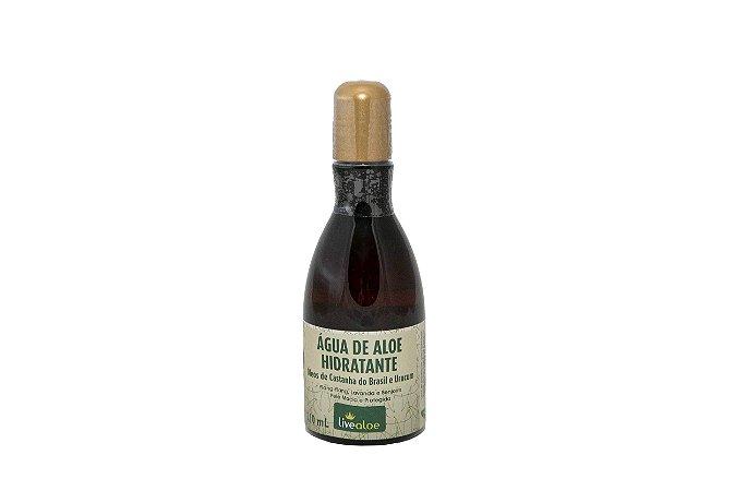 Água de Aloe Hidratante Livealoe 210ml