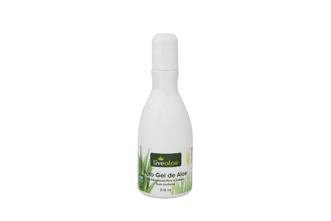 Puro Gel de Aloe Livealoe 210ml