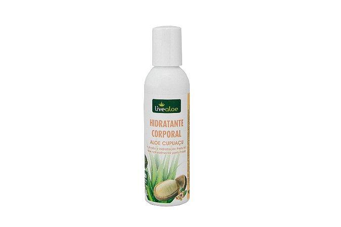 Hidratante Corporal Aloe Cupuaçu Livealoe 200ml