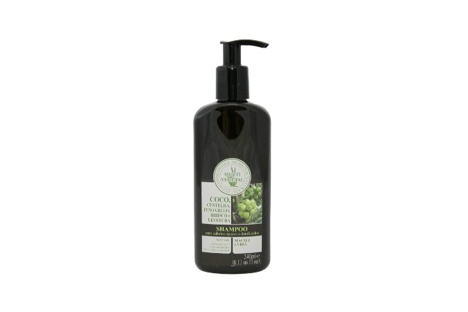 Shampoo Côco Multi Vegetal 240ml