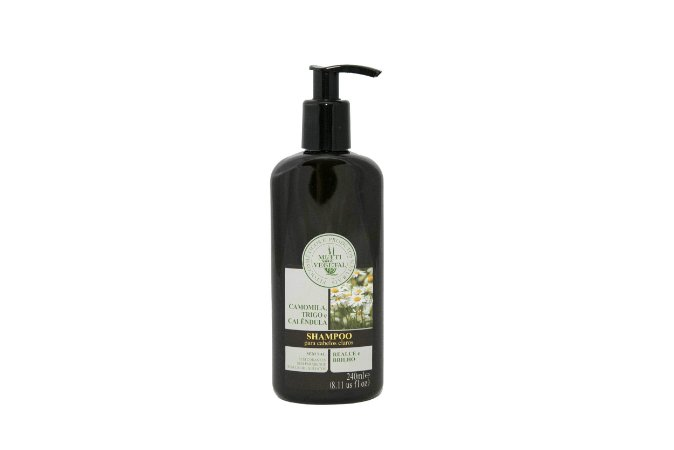 Shampoo Camomila Cabelos Claros Multi Vegetal 240ml