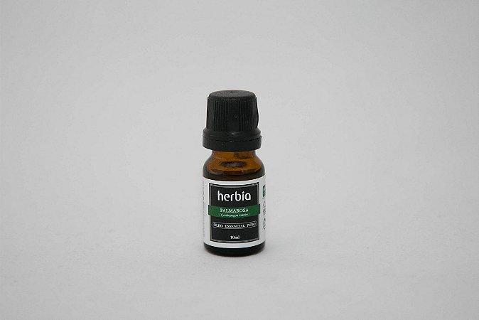Óleo Essencial de Palma Rosa Herbia 10ml