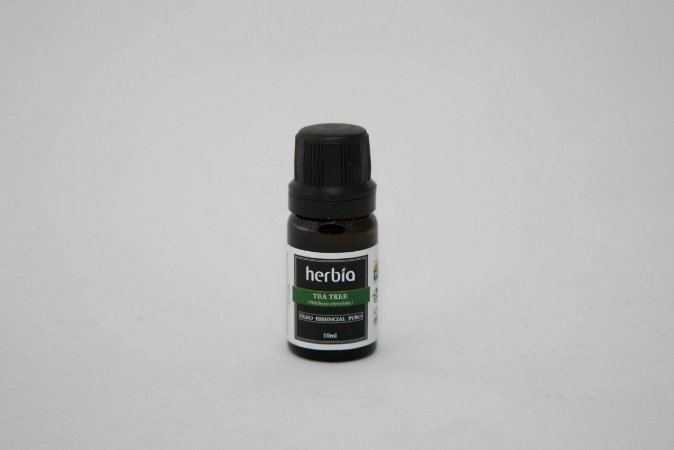 Óleo Essencial Tea Tree Herbia 10ml