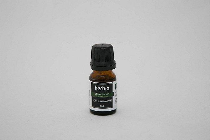Óleo Essencial  de Capim Limão Herbia 10ml
