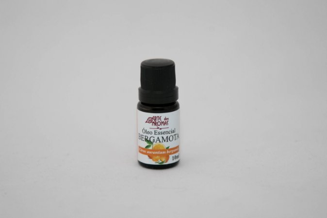 Óleo Essencial de Bergamota Arte dos Aromas 10ml