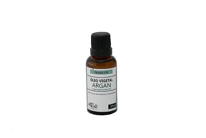 Óleo Vegetal de Argan Arte dos Aromas 30ml