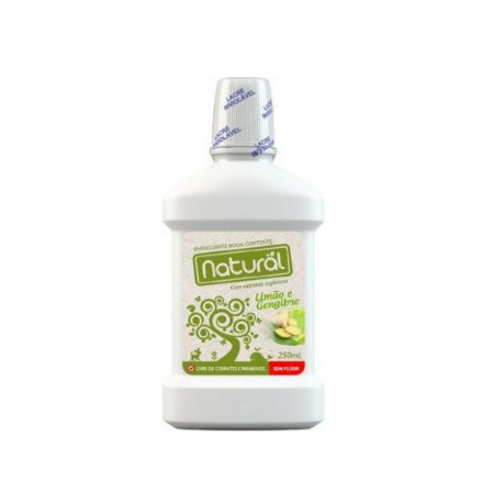 Enxágue Bucal Contente Natural Vegano 250ml