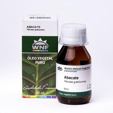 Óleo Vegetal de Abacate WNF 50ml