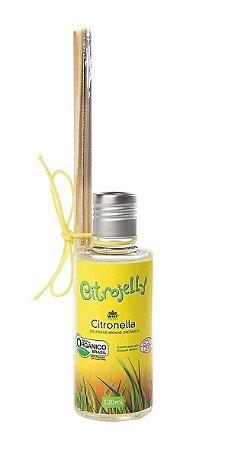 Difusor de Aromas Orgânico com varetas Citrojelly WNF 120ml