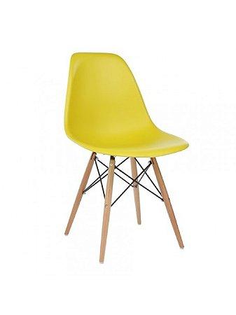 Cadeira Decorativa Sem Braço Flórida