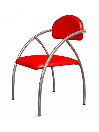 Cadeira Executiva Fixa Aqua
