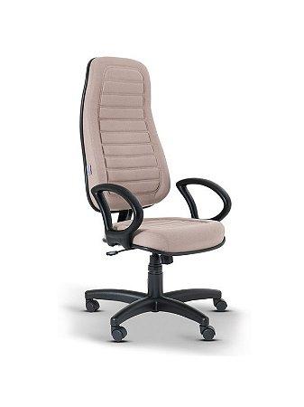 Cadeira Presidente Extra Gomada Giratória