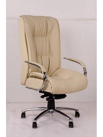 Cadeira Presidente em Couro Ultra